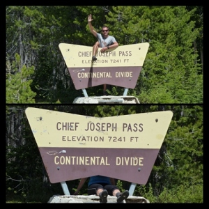 Chief Joseph Pass