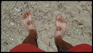 merci aux sandales