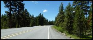 les belles routes d'Oregon