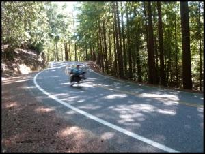"""comme disaient un paquet de motards morts : """"les freins, c'est pour les tapettes"""""""