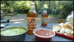 guacamole et cream soda