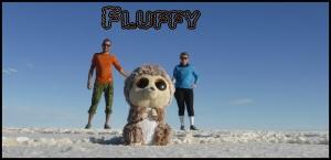 on vous a présenté Fluffy ? Il nous accompagne depuis le début