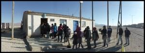 Douane bolivienne, à l'heure des bus