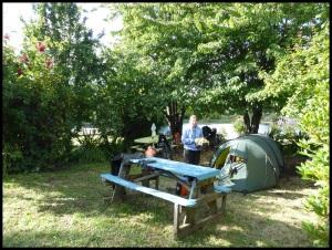 """Superbe camping """"El Molino"""""""