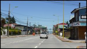 l'arrivée à Puerto Montt