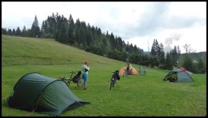 campings vers Premanon